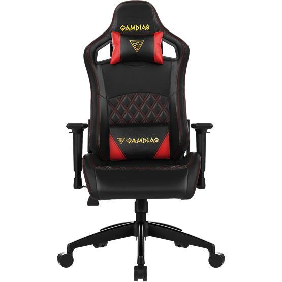 Gamdias Aphrodite EF1-L Gaming chair Black/Red (APHRODITE EF1-LBR)