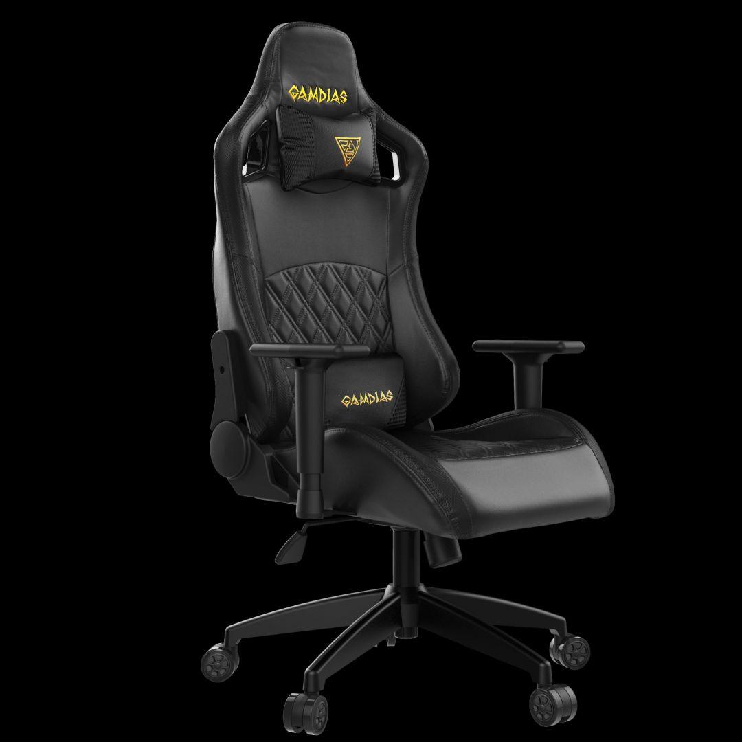 Gamdias Aphrodite EF1-L Gaming chair Black (APHRODITE EF1-LB)