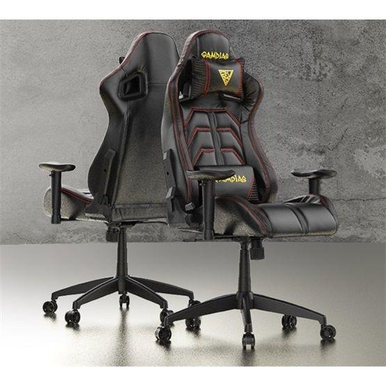 Gamdias Aphrodite MF1-L Gaming chair Black (APHRODITE MF1-L)