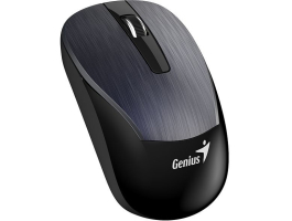 Genius ECO-8015 wireless acélszürke egér