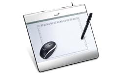 Genius Mouse Pen i608X USB digitalizáló tábla (31100060101)
