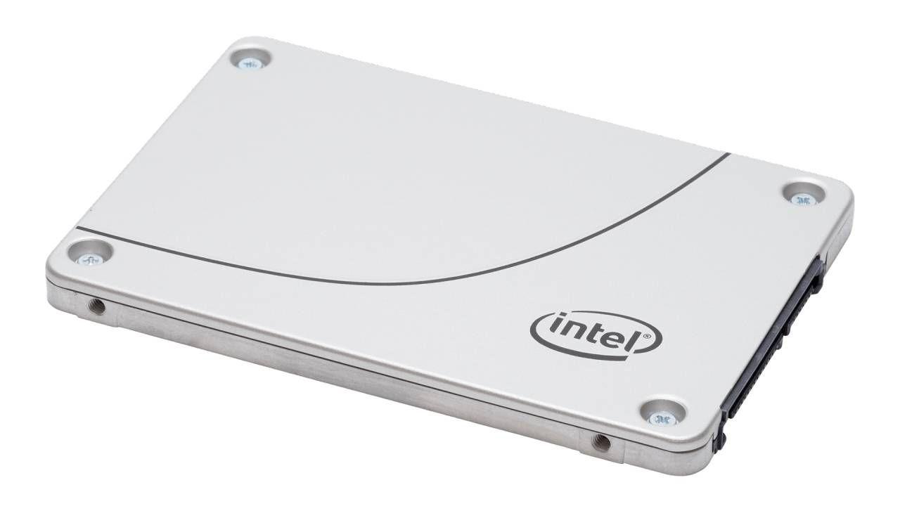 Intel 960GB 2,5 SATA3 DC S4610 Series 3D2 TLC Generic Single Pack (SSDSC2KG960G801)