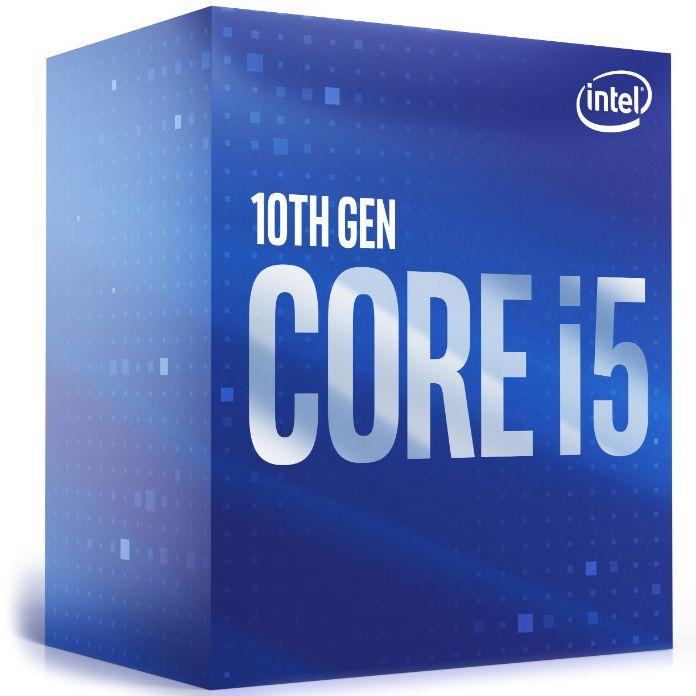 Processzor Intel Core i5-10600KF 4.10GHz S1200 BOX