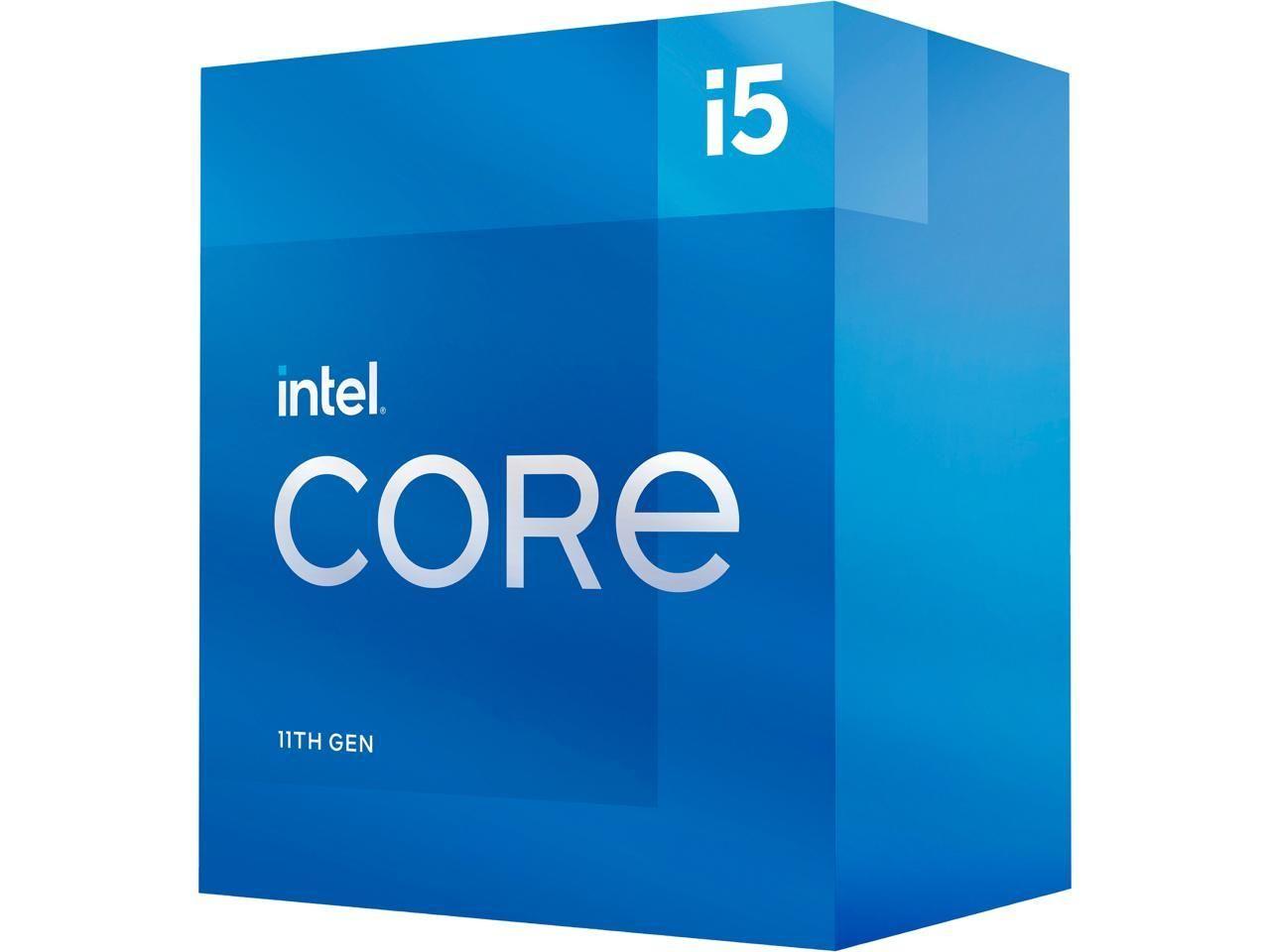 Processzor Intel Core i5-11400 2.60GHz S1200 BOX