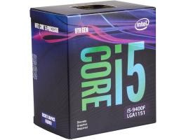 Processzor Intel Core i5-9400F 2.90GHz S1151-V2 BOX (Coffee Lake) no VGA