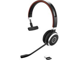 Jabra Evolve 65 ms GN (6593-823-309) mono bluetooth headset