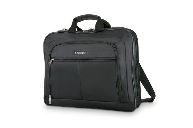 Kensington Portable SP45 SureCheck Classic Laptop Case  17 Black (K62568US)