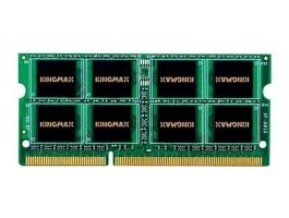 Kingmax 4GB 1600MHz 1,35V DDR3L notebook memória