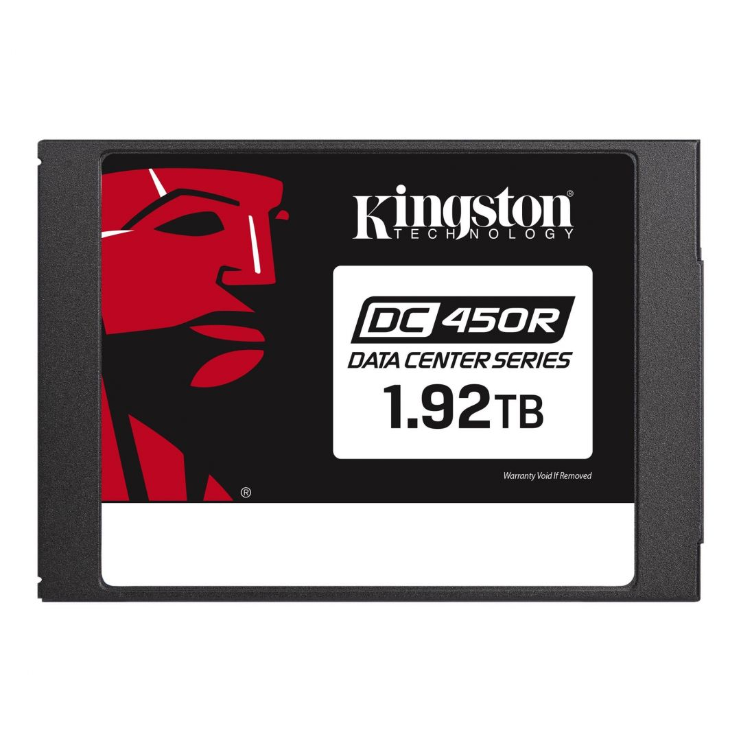 Kingston 1,92TB 2,5 SATA3 DC450R Data Center Enterprise Series  (SEDC450R/1920G)