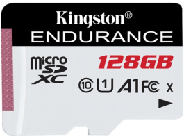 Kingston 128GB SD micro (SDXC Class 10) (SDCE/128GB) memória kártya