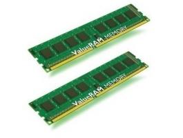 Kingston 16GB (2x8GB) 1600MHz (KVR16N11K2/16) DDR3 kit memória