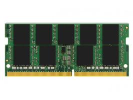 Kingston 16GB/2666MHz DDR-4 Non-ECC 2Rx8 (KVR26S19D8/16) notebook memória