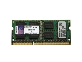 Kingston 8GB 1600MHz (KVR16S11/8) DDR3 notebook memória