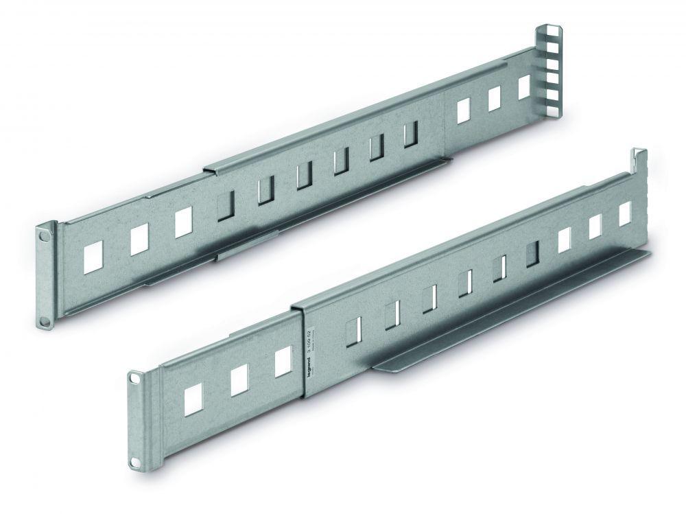 Legrand UPS állítható mélységű rögzítőkészlet 19 rackszekrényhez (2U-4U) (310952)