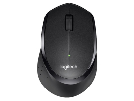 Logitech B330 Silent Plus wireless fekete egér (910-004913)