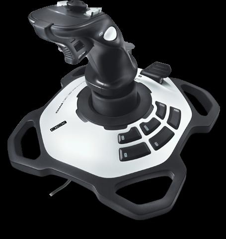 Logitech Extreme 3D Pro Joystick (942-000031)
