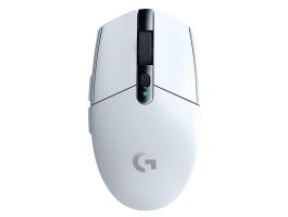 Logitech G305 Wireless LIGHTSPEED Gaming Fehér egér (910-005291)