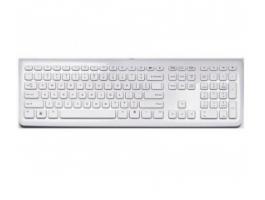 Logitech K120 for Business (Német) USB fehér billentyûzet (920-003626)