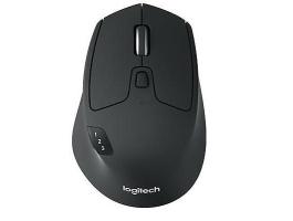 Logitech M720 Triathlon Wireless Black egér (910-004791)
