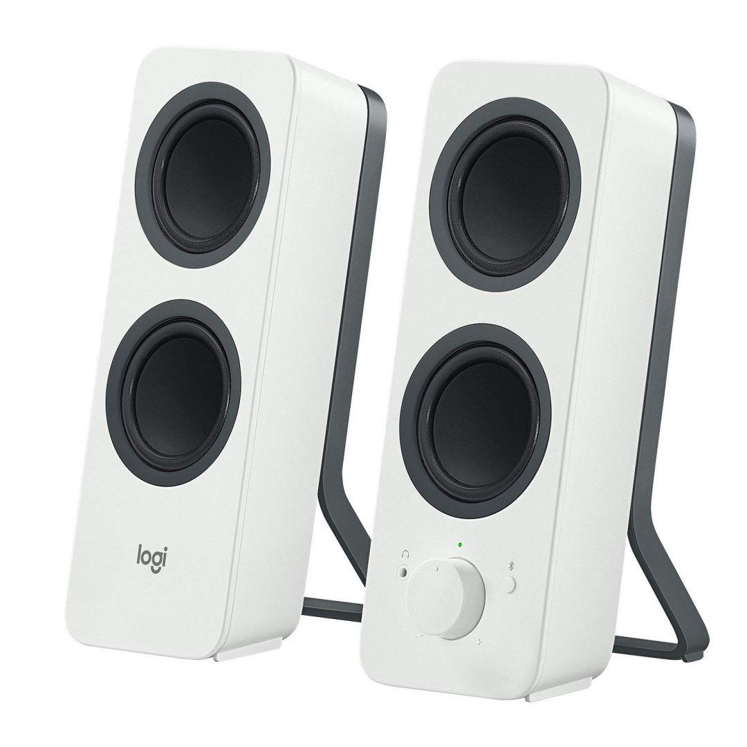 Logitech Z207 Bluetooth Speaker White (980-001292)