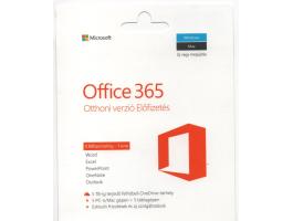 Microsoft Office 365 Home Premium 32/64bit 1év Subscription (6GQ-00092)