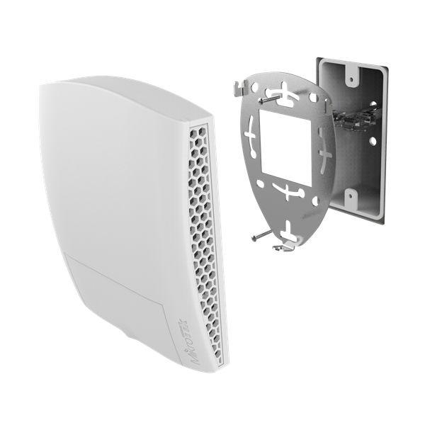 Mikrotik wsAP ac lite In-wall Dual Wireless Access Point (RBWSAP-5HAC2ND)