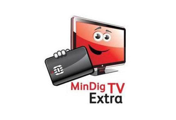 Mindig TV DV Feltöltőkártya MinDigTV Extra - 6 hó Családi (6 extra családi)