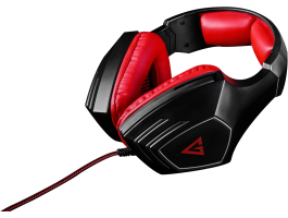 ModeCom MC-831 Rage Red fekete-vörös fejhallgató