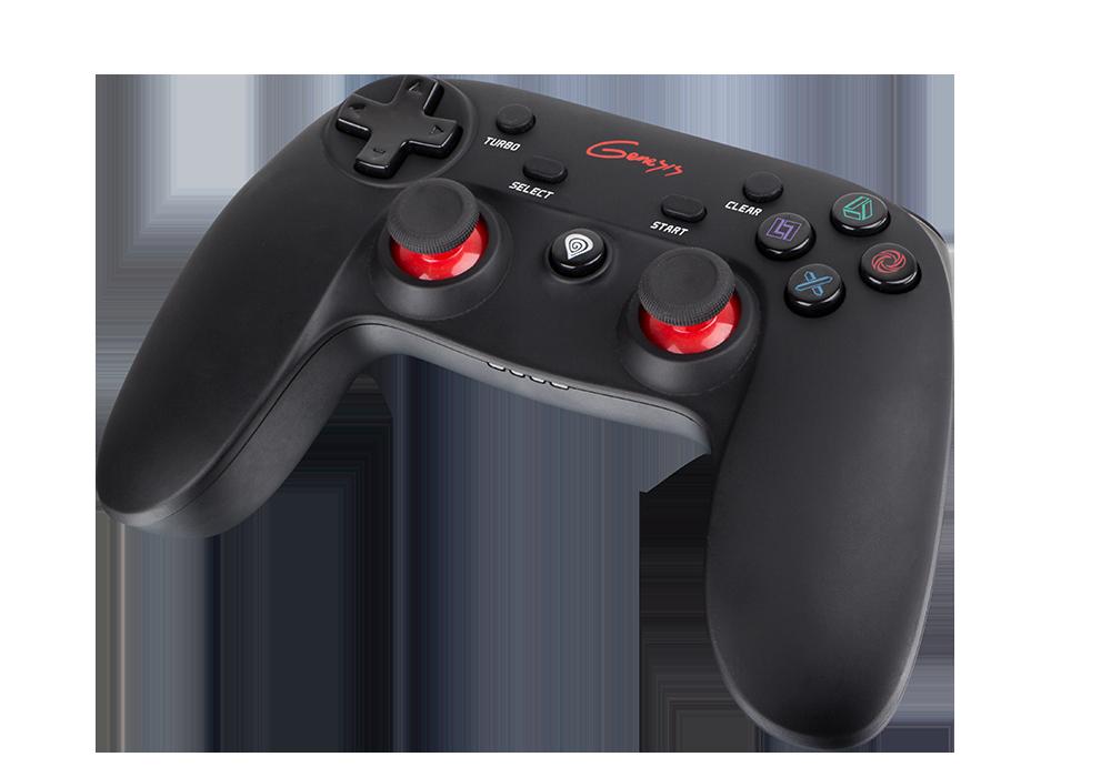 Natec Genesis PV65 Wireless Gamepad Black (NJG-0739)