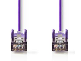 Nedis Cat5e SF/UTP Hálózati Kábel RJ45 1,5m Ibolya (CCGP85121VT15)