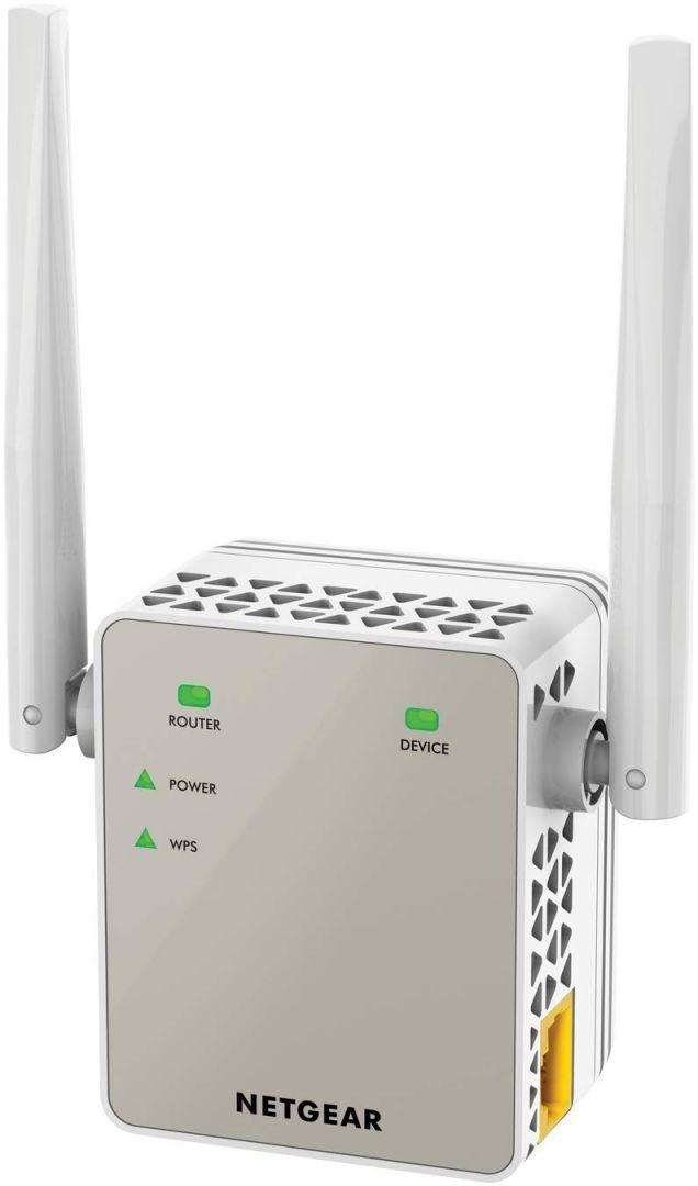 Netgear EX6120 AC1200 WiFi Range Extender Essentials Edition (EX6120-100PES)