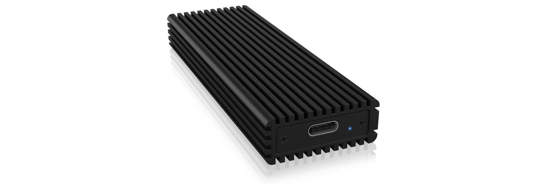 Raidsonic IcyBox IB-1816M-C31 External Type-C enclosure for M.2 NVMe SSD (IB-1816M-C31)