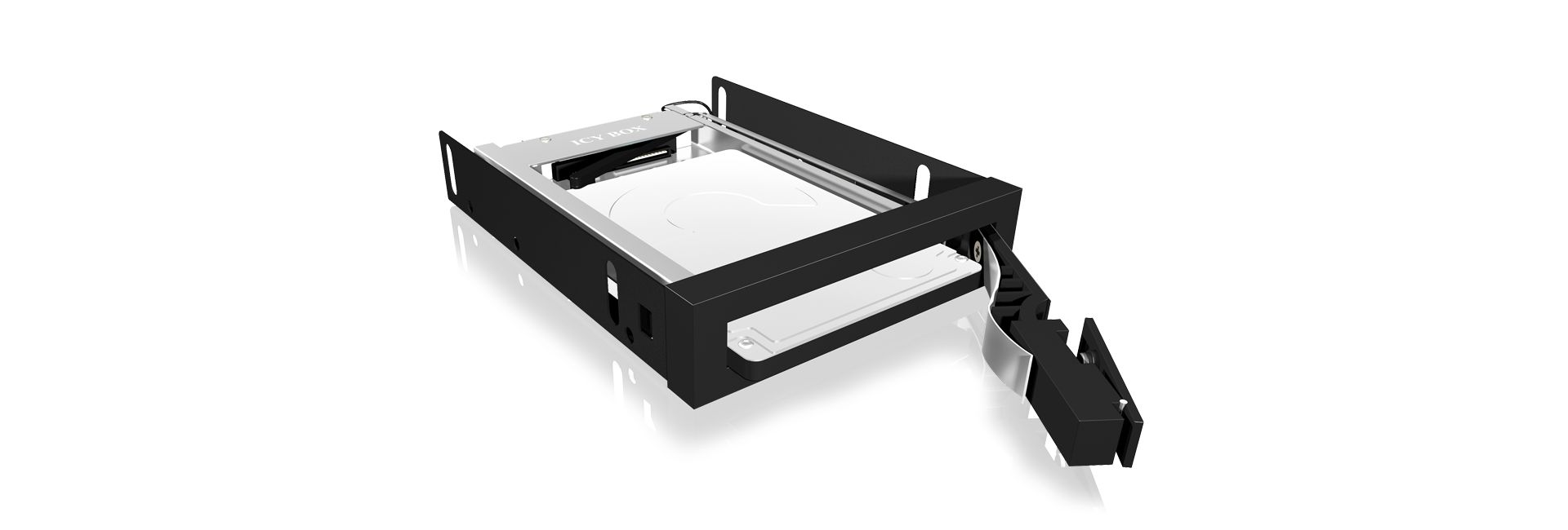 Raidsonic IcyBox IB-2217STS Mobile Rack for 2.5 SATA HDD or SSD (IB-2217STS)