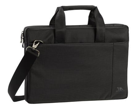 RivaCase 8221 Central Laptop bag 13,3 Black (6901801082216)