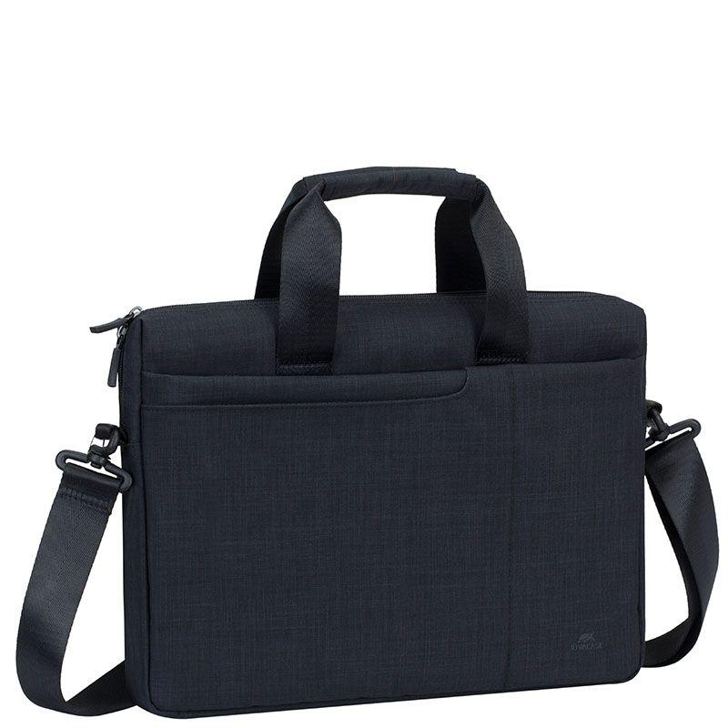 RivaCase 8325 Biscayne Laptop bag 13,3 Black (4260403573143)