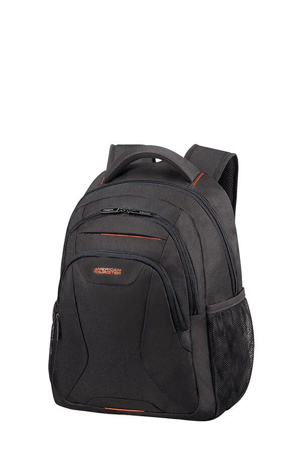 Samsonite AmericanTourister At Work 13,3-14,1 Laptop Backpack Black/Orange (88528-1070)