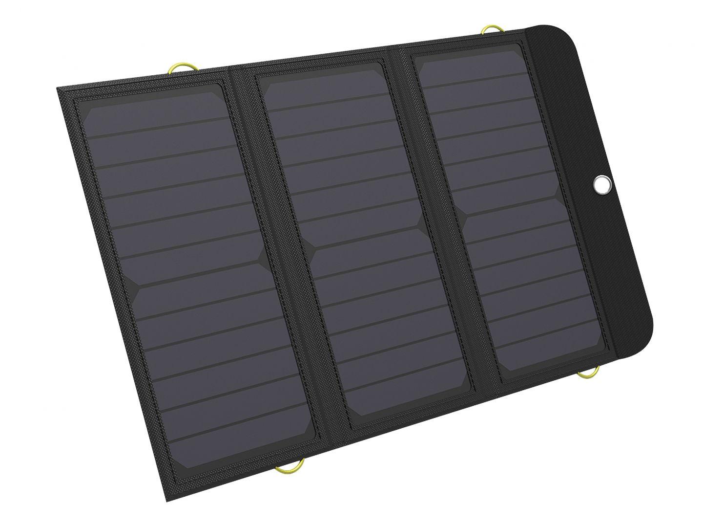 Sandberg Solar Charger 21W 2xUSB+USB-C Black (420-55)