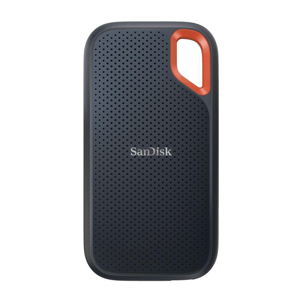 Sandisk 1TB USB3.2/USB Type-C Extreme Portable SSD V2 Grey (186533)