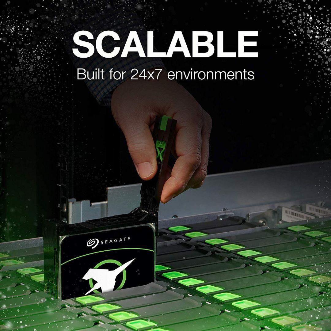 Seagate 16TB 7200rpm SATA-600 256MB ST16000NM001G (ST16000NM001G)