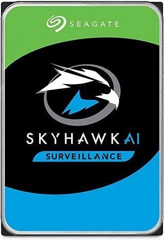 Seagate 8TB 7200rpm SATA-600 256MB SkyHawk AI ST8000VE001 (ST8000VE001)