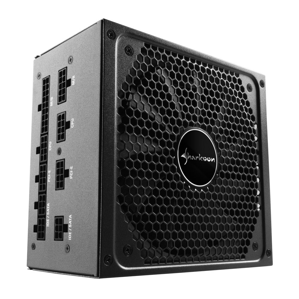 Sharkoon 650W 80+ Gold SilentStorm Cool Zero (4044951026463)
