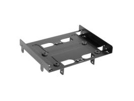 Sharkoon BayExtension Black 5.25 HDD/SSD beépítõ keret