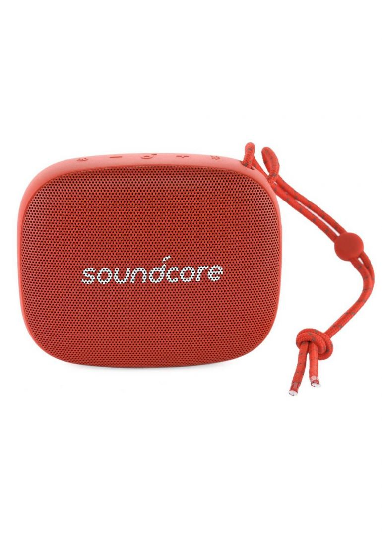 Soundcore Icon Mini Bluetooth Speaker Red (A3121G91)