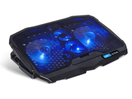 Spirit of Gamer AIRBLADE 600 Blue notebook hûtõpad 17-ig (SOG-VE600BL)