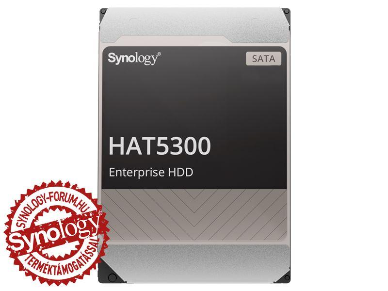 Synology 12TB 7200rpm SATA-600 256MB HAT5300 HAT5300-12T (HAT5300-12T)