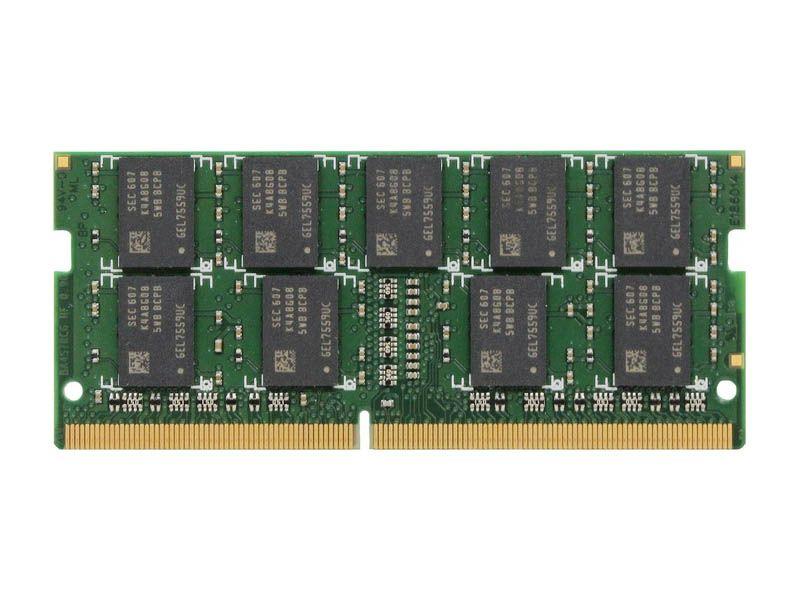 Synology 4GB DDR4 2400MHz SODIMM ECC (D4ES01-4G)