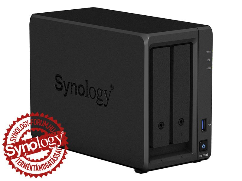 Synology NAS DS720+ (2 HDD) (DS720+)