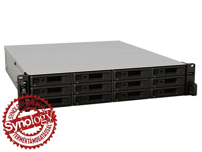 Synology NAS RS2421+ (12 HDD) (RS2421+)