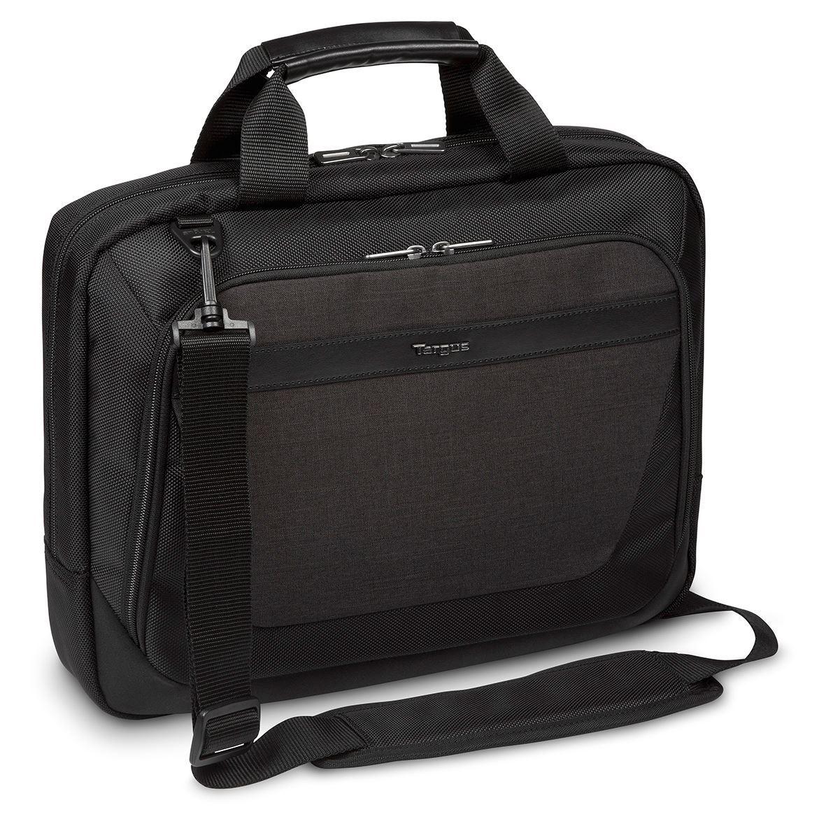 Targus CitySmart 14 Slimline Topload Case Black/Grey (TBT913EU)