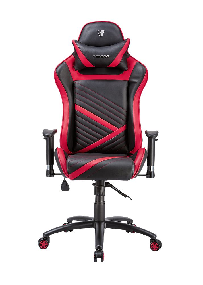 Tesoro Zone Speed Gaming chair Black/Red (F700_RED)